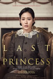 Watch The Last Princess Online Free 2016 Putlocker