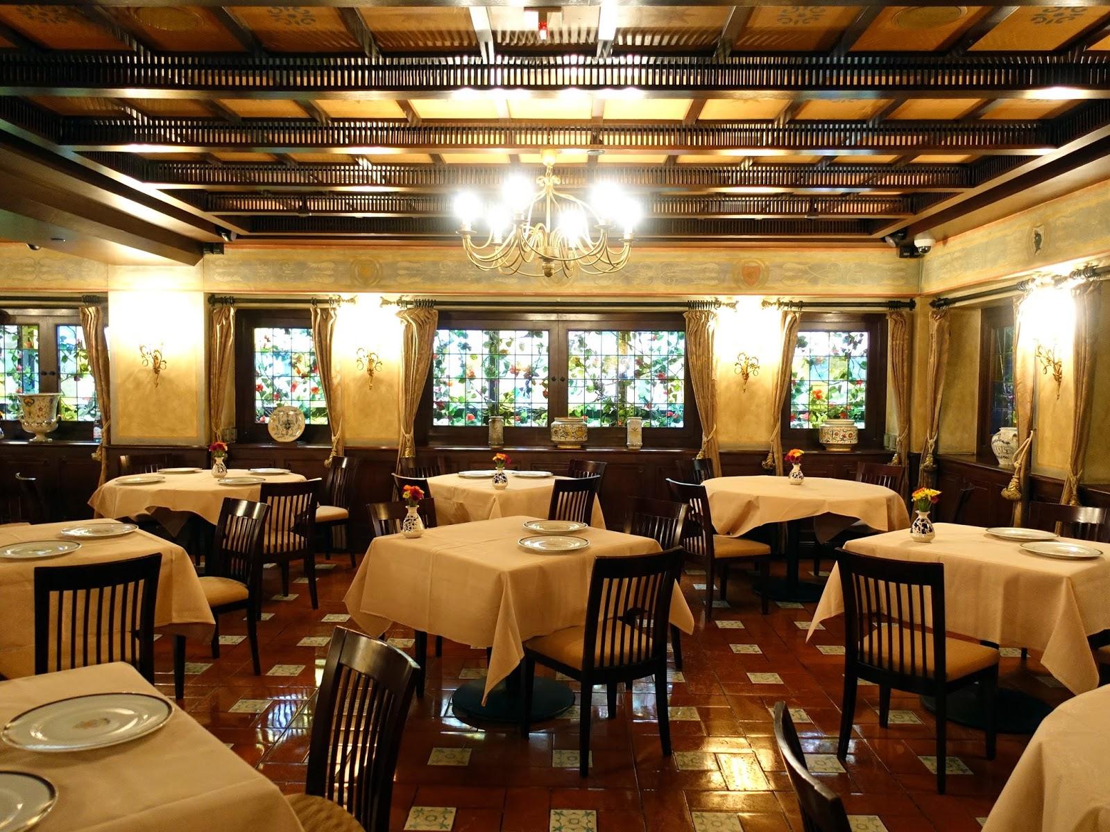 Sabatini Ristorante Italiano (Hong Kong, CHINA) | A traveling ...