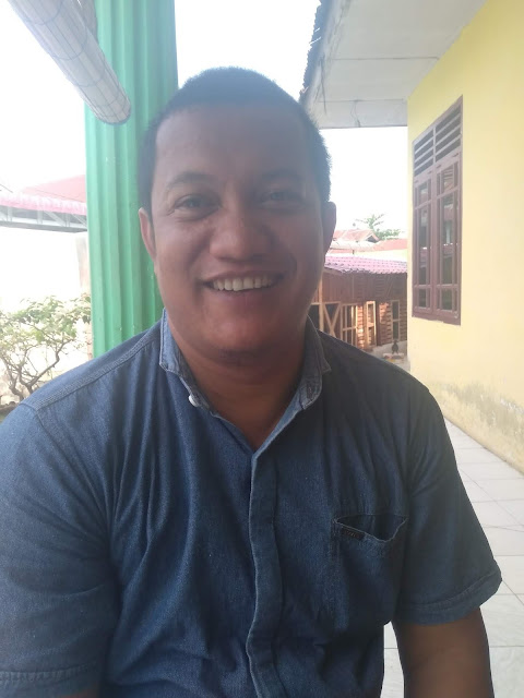Ketua GM Pekat IB Asahan Muhammad Dadang Irwan Rany