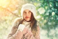 صور بنات شتاء 2017 اجمل صور بنات تحت المطر