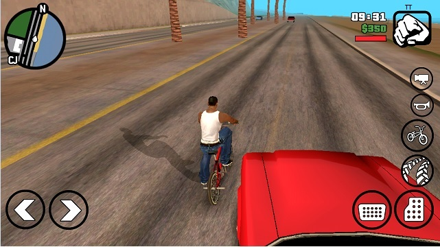 GTA SAN ANDREAS APK ANDROID FULL MEGA