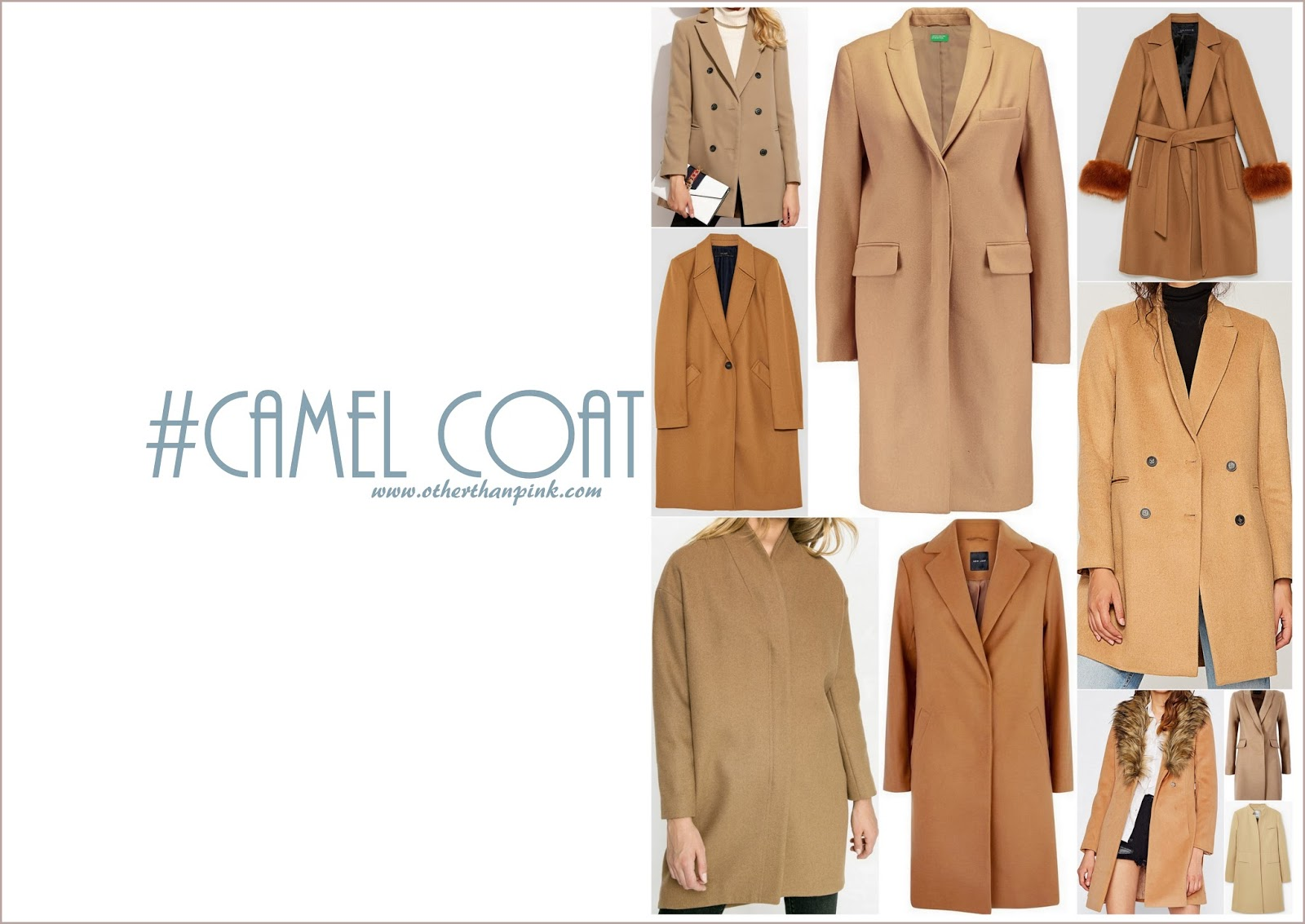 My personal MUST HAVE list #8 - camel coat