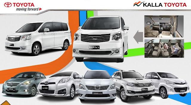 Jual Mobil Toyota