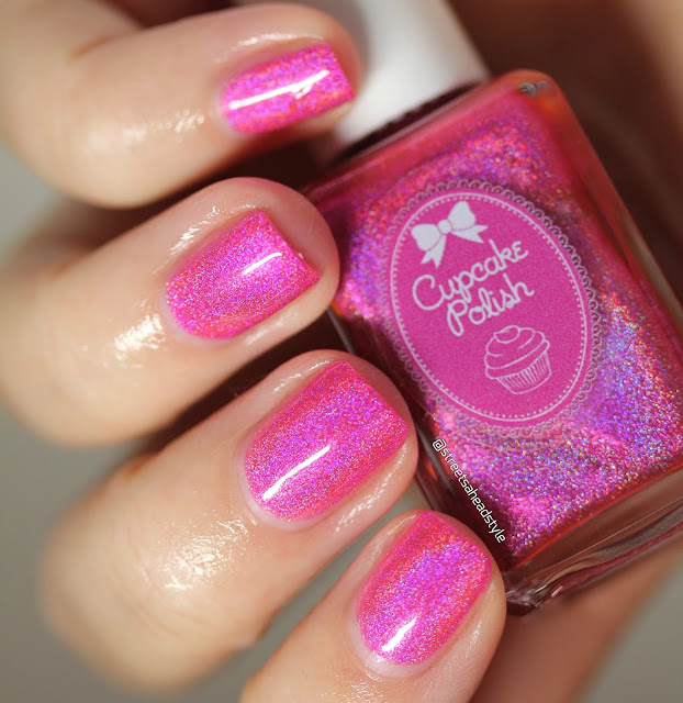 Cupcake Polish The Tiki To My Heart