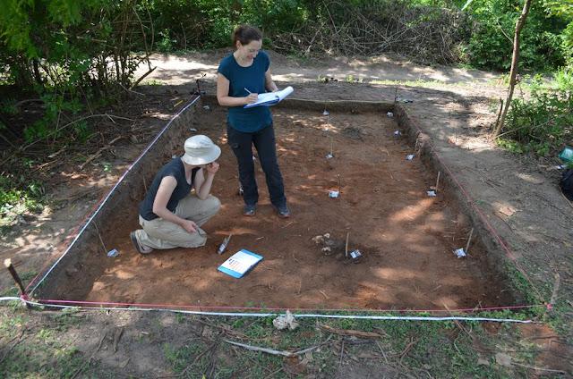 Earliest domestic structures excavated on Zanzibar