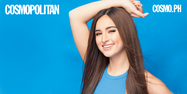 Coleen Garcia Cosmopolitan's May 2016 Issue