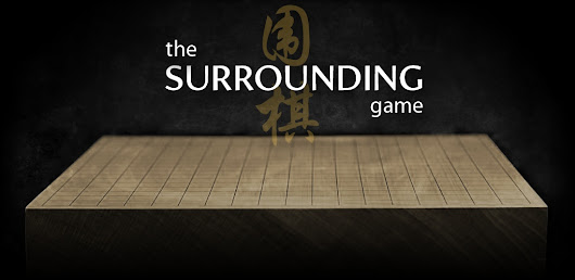 """The Surrounding Game"" Is Almost Here!"
