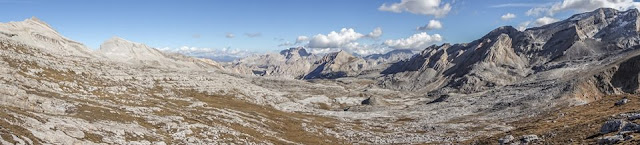 Aussicht CIma Josef Mountainbike