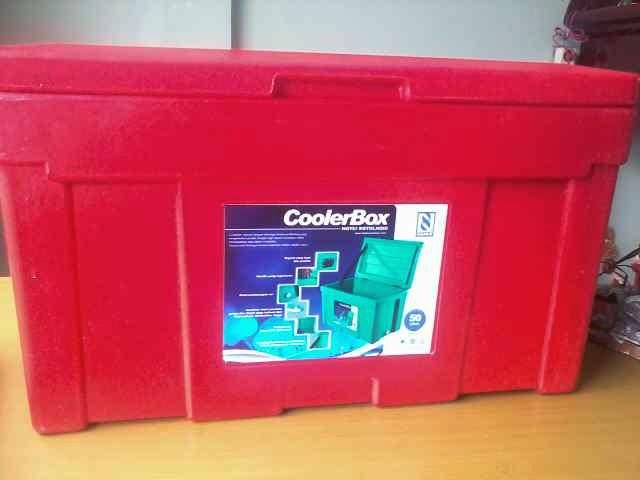 Supplier Prasarana Lalu Lintas Cool Box Marvel