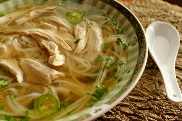 Mission Food The Pho Cookbook Chicken Pho