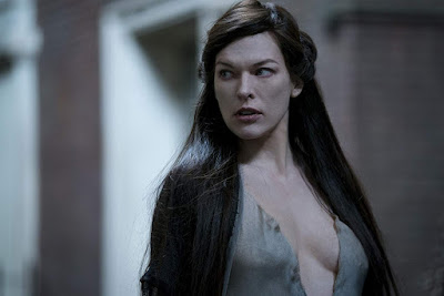 Hellboy 2019 movie still Milla Jovovich