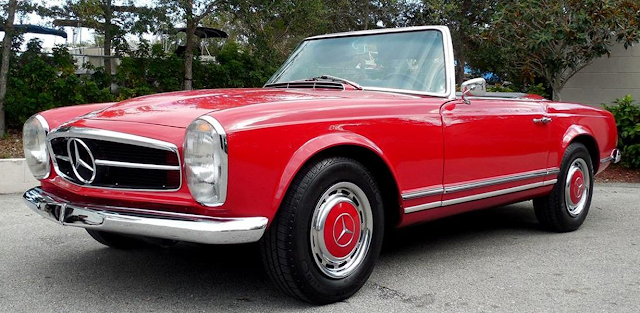 Classic 1964 Mercedes-Benz 230SL For Sale