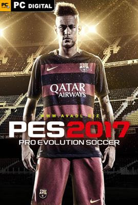 PRO EVOLUTION SOCCER 2017-CPY