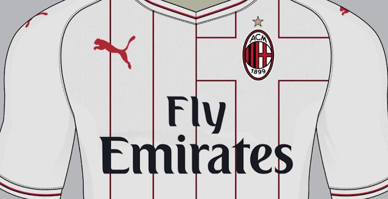 adf8419d9d50 Puma AC Milan 18-19 Home