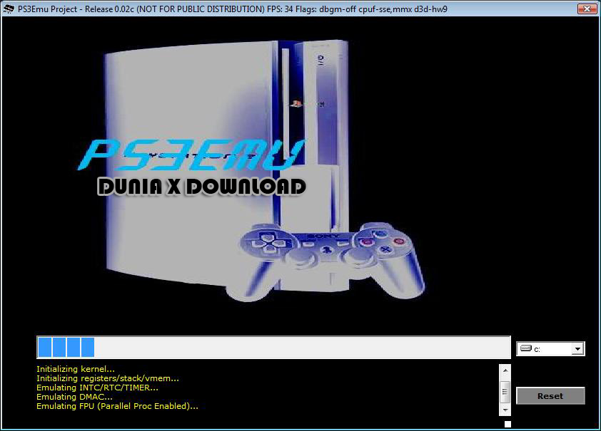 Sony playstation emulator for pc free download.