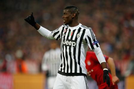 Paul Pogba Juventus