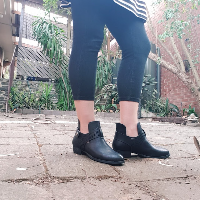 Lavish ankle boots | Almost Posh