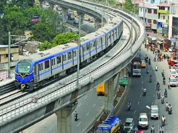 आने वाले दो साल के अंदर बिहार के राजधानी पटना में दौड़ेगी मेट्रो रेल