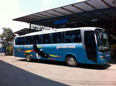 Agen Bus Garuda Mas Bekasi