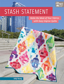 Stash Statement quilt book