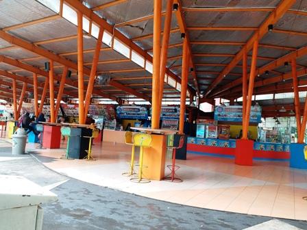 Restoran di The Jungle Bogor