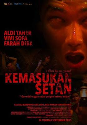 Kemasukan Setan Poster