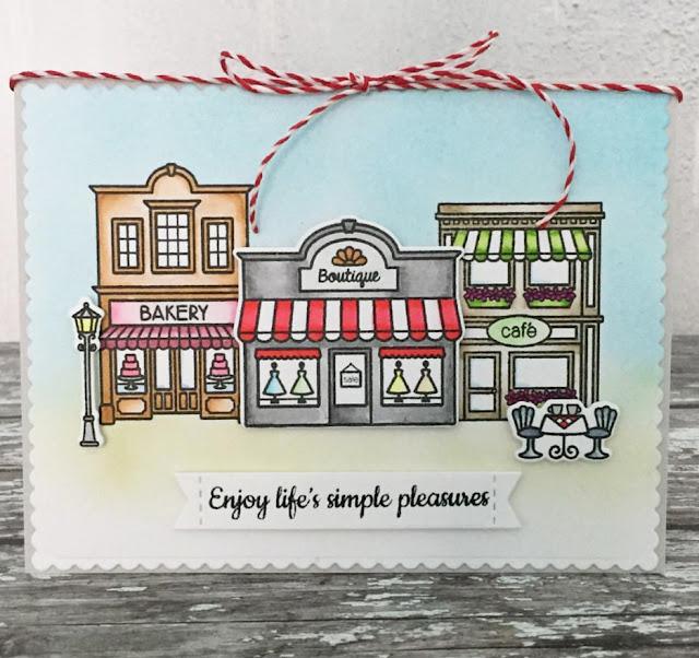 Sunny Studio Stamps: Sunny Saturday Customer Card Share by Miriam