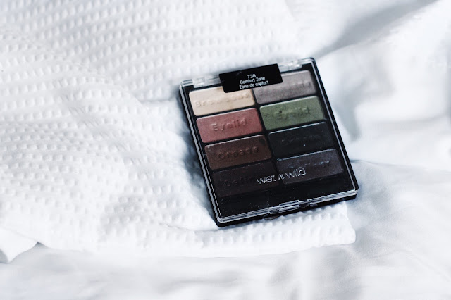 Wet n Wild ColorIcon Eyeshadow Collection in Comfort Zone
