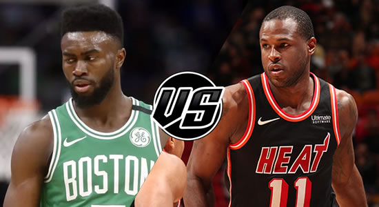 Live Streaming List: Boston Celtics vs Miami Heat 2018-2019 NBA Season