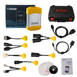 Allscanner VXDIAG VCX HD Heavy Duty Truck Diagnostic