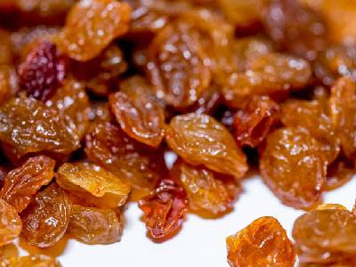 Dry Fruits Name Raisin