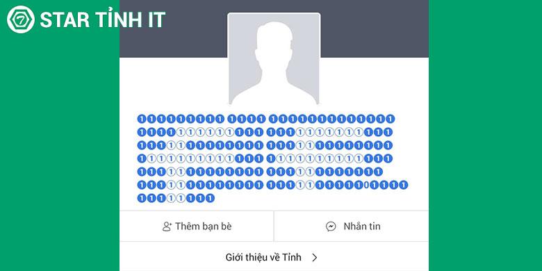 Cách đổi tên facebook kí tự số có màu trên điện thoại cực ngầu, rename tên màu facebook