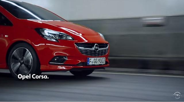 Canzone Pubblicità nuova Opel Corsa 2016 Nuovo Oh