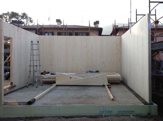 Studio di architettura a verona case passive in legno e ristrutturazioni minimal - Casa passiva prefabbricata ...