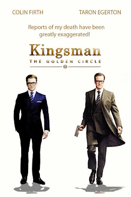 Download Film Kingsman 2: The Golden Circle (2017) + Subtitle Indonesia