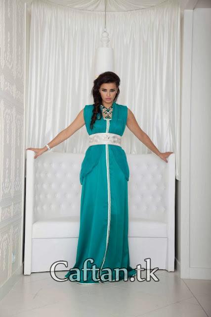 Caftan à la mode 2013