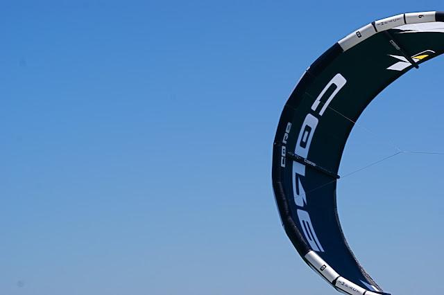 Core kiteboarding IMPACT