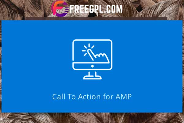 Call To Action for AMP Free Download