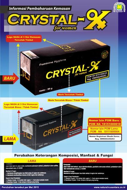 Crystal X Surabaya