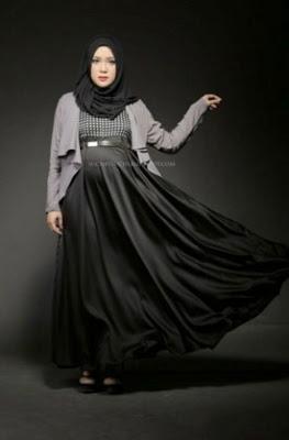 70 Model Baju Gamis Untuk Ibu Hamil Terbaru 2019 Trendy Model Baju