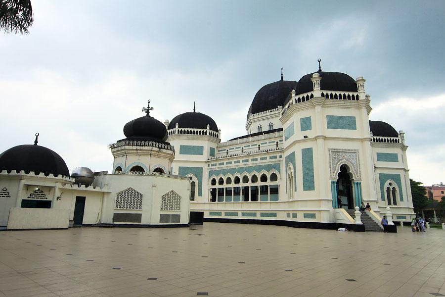 Wisata di Medan
