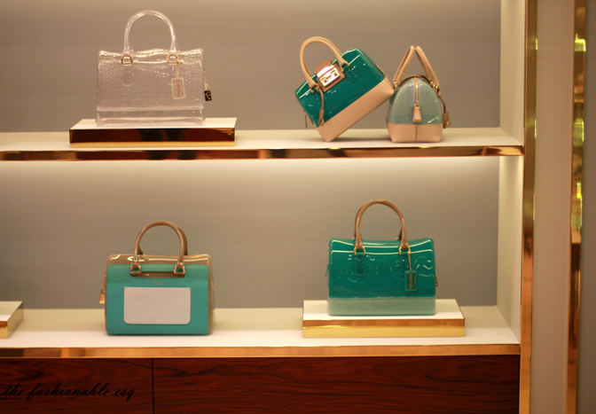 Furla Miami Fashion Blogger