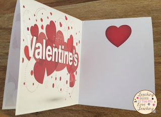 Classroom Freebies Too Student Valentine S Day Cards