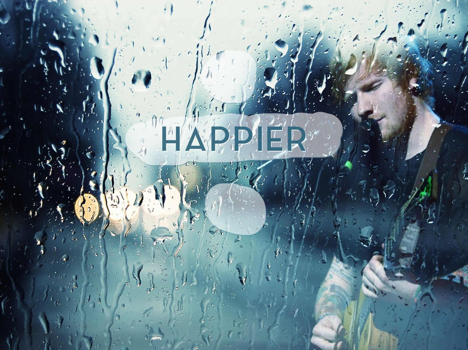Happier - Ed Sheeran | Music Letter Notation with Lyrics for Flute