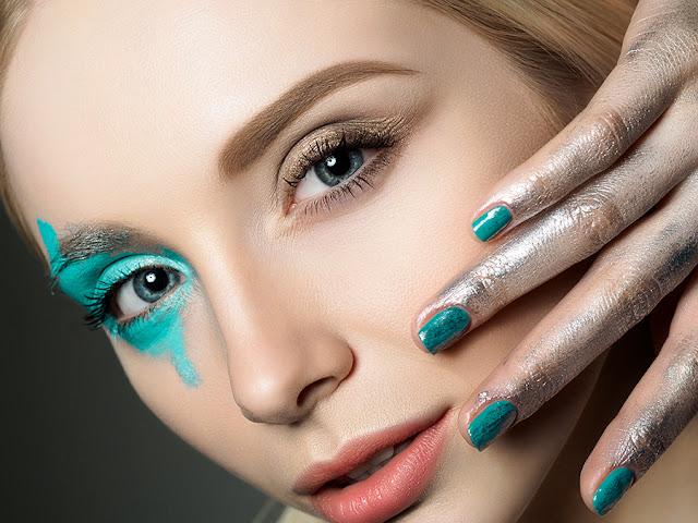 Cele mai frumoase trenduri de make-up ale primaverii