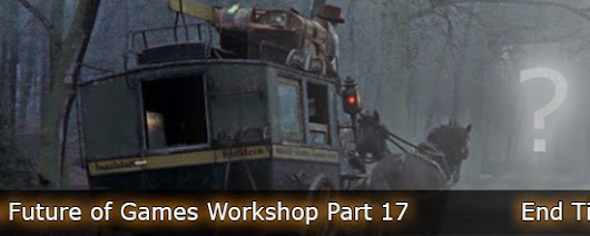 The Future of Games Workshop - Part 17: End Times