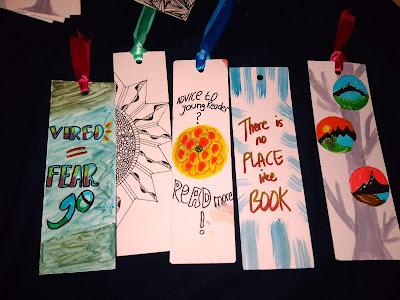 #BukaInspirasi : Tingkatkan Minat Baca dengan Bookmark Hand Made