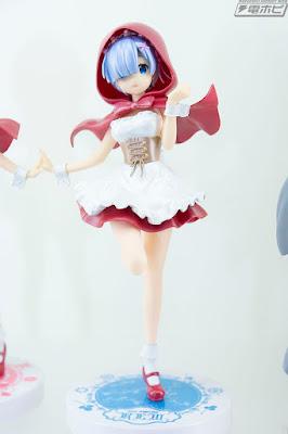 Rem Red Hood -Pearl ver.- de Re:Zero kara Hajimeru Isekai Seikatsu