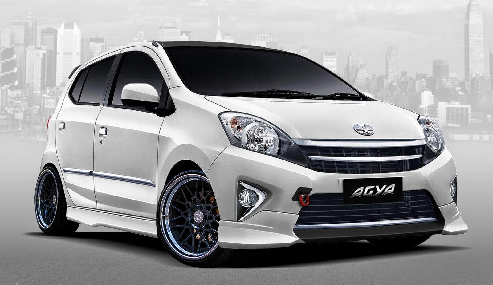Harga New Agya Trd 2017 Upgrade Grand Avanza E Ke G Mobil Berita 2018