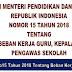 Permendikbud Nomor 15 Tahun 2018 pdf Tentang Beban Kerja